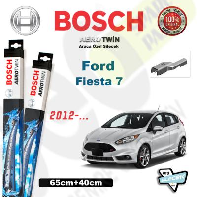 Ford Fiesta 7 Bosch Aerotwin Silecek Takımı 2012->
