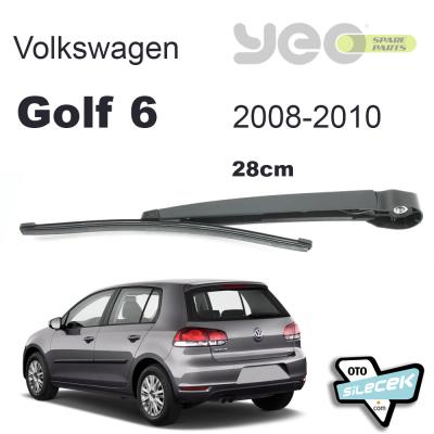 VW Golf 6 Arka Silecek Ve Kolu 2008-2012
