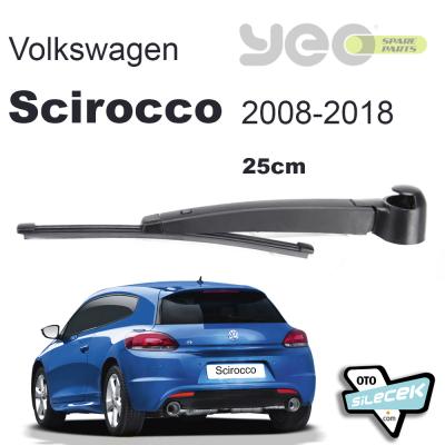 VW Scirocco Arka Silecek Kolu 2008-2018