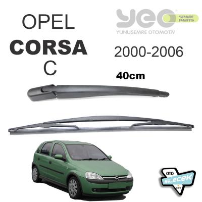 Opel Corsa C Arka Silecek ve Kolu 2000-2006