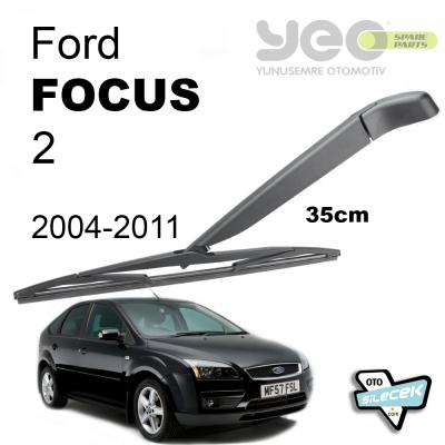 Ford Focus 2 Arka Silecek Kolu Set 2004-2011