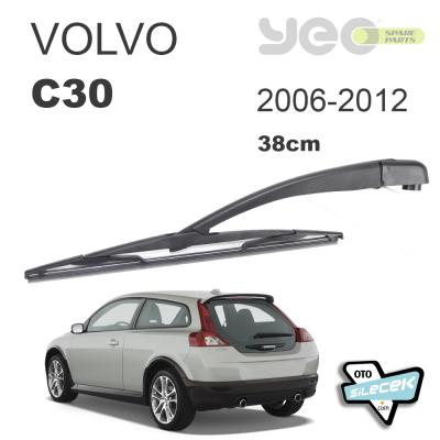 Volvo C30 Arka Silecek Kolu Set 2006-2012