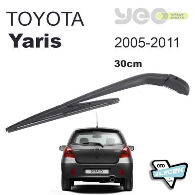 Toyota Yaris Arka Silecek Kolu Set 2005-2011