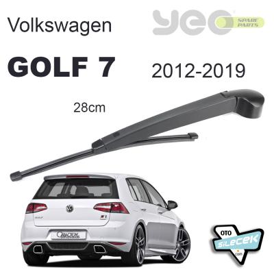 VW Golf 7 Arka Silecek Kolu Set 2012-2019