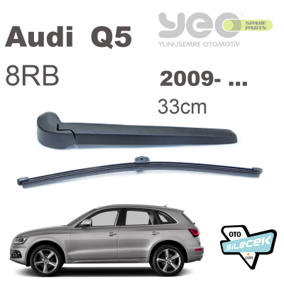 Audi Q5 Arka Silecek Ve Kolu 2008-2016