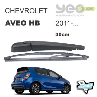 Chevrolet Aveo Arka Silecek Kolu Set 2011-..
