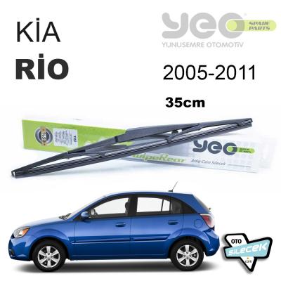 Kia Rio Arka Silecek 2005-2011