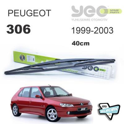 Peugeot 306 Arka Silecek 1999-2003