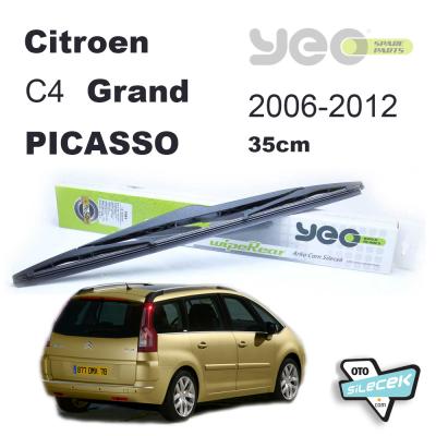Citroen C4 Grand Picasso Arka Silecek 2006-2012