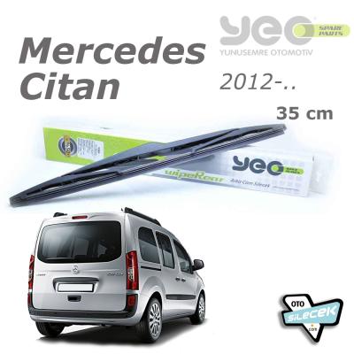 Mercedes Citan Arka Silecek 2012-..