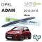 Opel Adam Arka Silecek 2013-2018