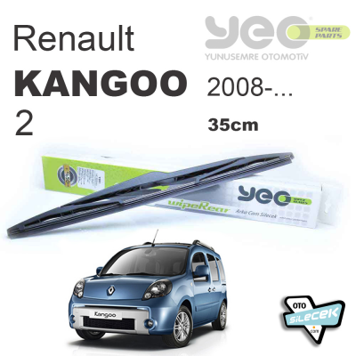 Renault Kangoo 2 Arka Silecek 2008-