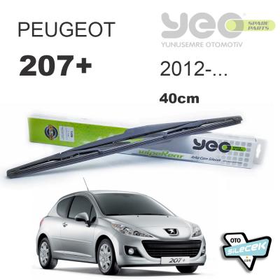 Peugeot 207+ Arka Silecek 2012-> YEO Wiperear