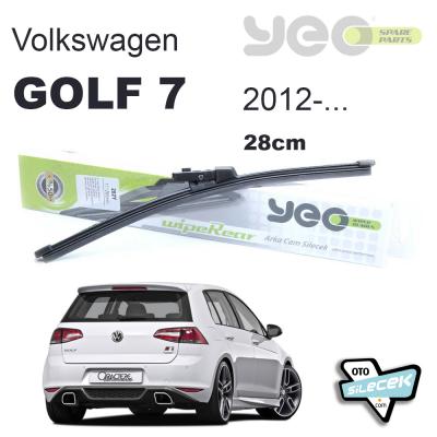 VW Golf 7 Arka Silecek 2012-> YEO Wiperear