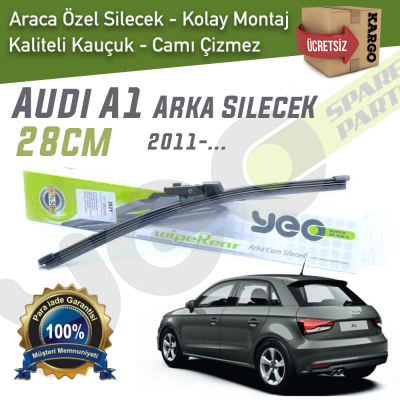 Audi A1 Sportback Arka Silecek 2011-..