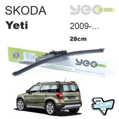 Skoda Yeti Arka Silecek 2009-..