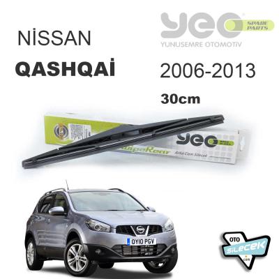 Nissan Qashqai Arka Silecek 2006-2013