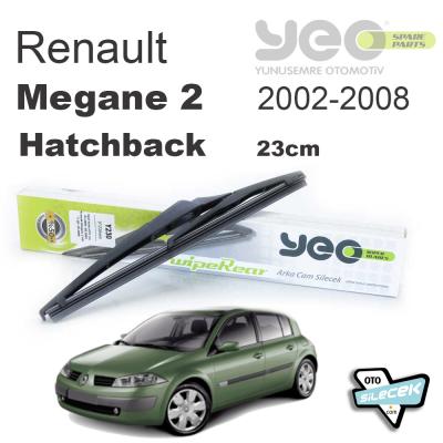 Renault Megane 2 HB Arka Silecek 2002-2008