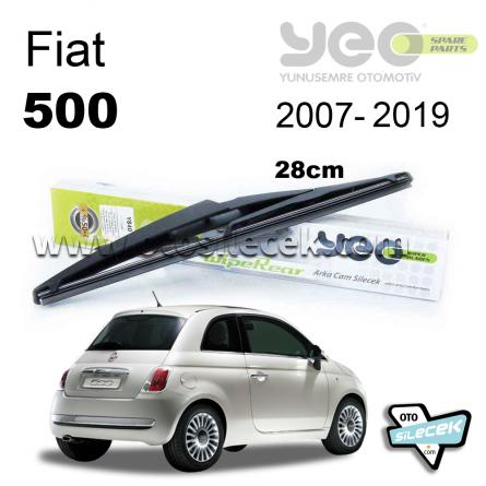 Fiat 500 Arka Silecek 2007-2019