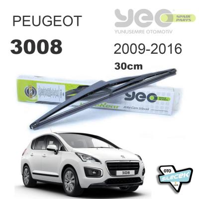 Peugeot 3008 Arka Silecek 2009-2016