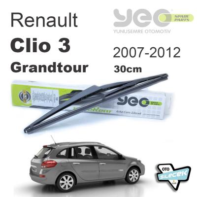 Renault Clio 3 Grandtour Arka Silecek 2007-2012