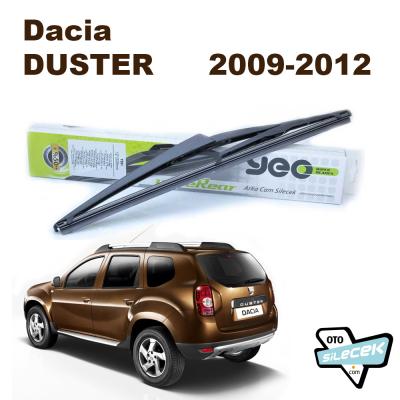 Dacia Duster Arka Silecek 2009-2012