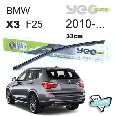 BMW X3 F25 Arka Silecek 2010-.. YEO Wiperear