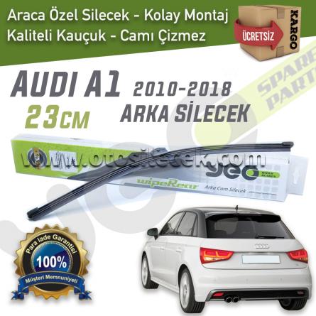 Audi A1 Arka Silecek 2010-2018