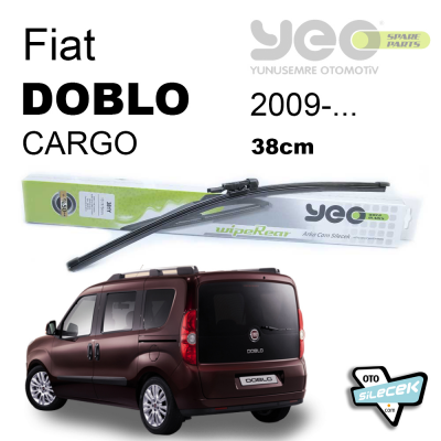 Fiat Doblo Cargo Arka Silecek 2009-> YEO Wiperear
