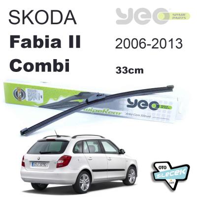 Skoda Fabia 2 Combi Arka Silecek 2006-2013 YEO Wiperear