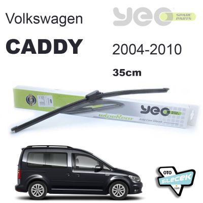 VW Caddy 3 Arka Silecek 2004-2010