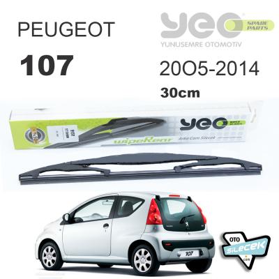 Peugeot 107 Arka Silecek 2005-2014