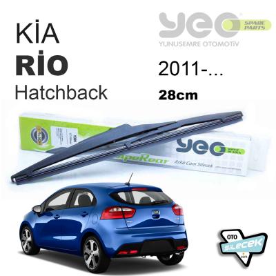 Kia Rio HB Arka Silecek 2011-..