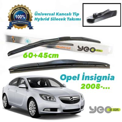 Opel Insignia Hybrid Silecek Takımı YEO 2008->