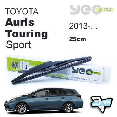 Toyota Auris Touring Sports Arka Silecek 2013-..
