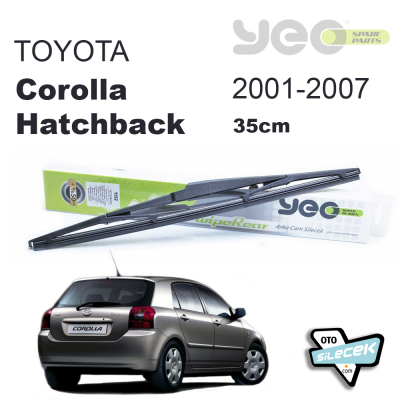Toyota Corolla HB Arka Silecek 2001-2007