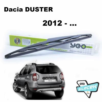 Dacia Duster Arka Silecek 2012-..