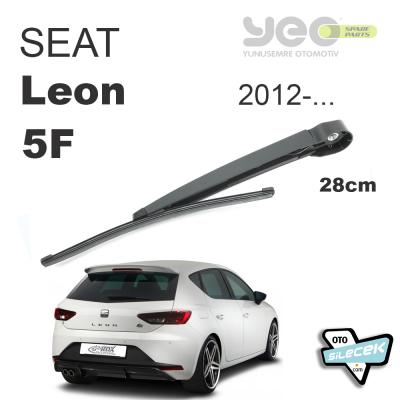 Seat Leon 5F Arka Silecek Kolu 2012-...