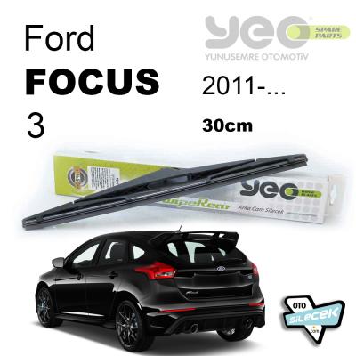 Ford Focus 3 Arka Silecek 2011-..