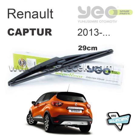 Renault Captur Arka Silecek 2013-..
