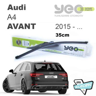 Audi A4 Avant Arka Silecek 2015-..