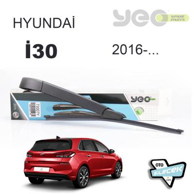 Hyundai i30 Arka Silecek Kolu ve süpürgesi 2016-... Yeo Wiperear