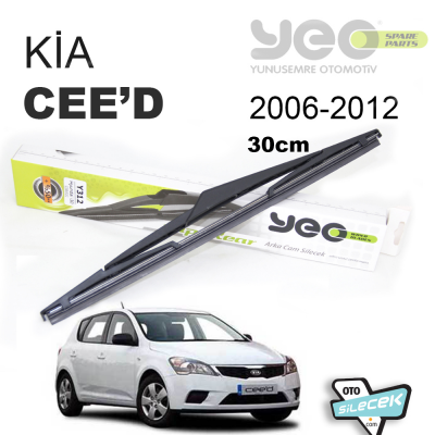 Kia Cee'd Arka Silecek 2006-2012