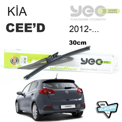 Kia Cee'd Arka Silecek 2012-> YEO Wiperear