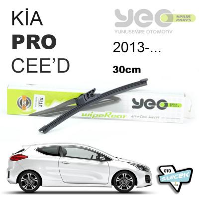 Kia Pro Cee'd Arka Silecek 2013-> YEO Wiperear