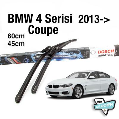 BMW 4 Serisi Coupe Bosch Silecek Takımı 2013->