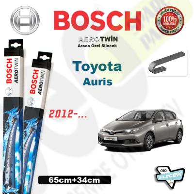 Toyota Auris 2012- Bosch Silecek Takımı