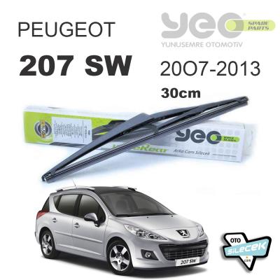 Peugeot 207 SW Arka Silecek 2007-> YEO Wiperear