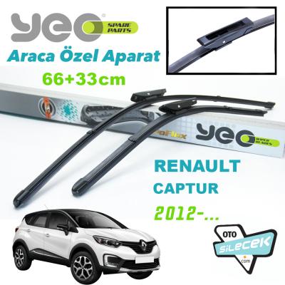 Renault Captur Silecek Takımı YEO 2012->