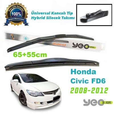 Honda Civic FD6 Hybrid Silecek Takımı YEO 2008-2012